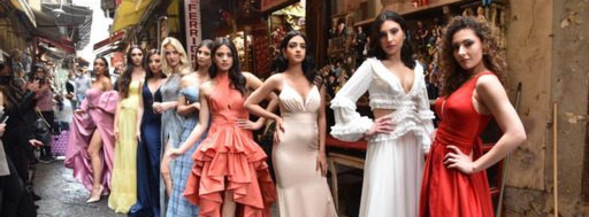 Partenope e la sua Fashion Week, le quattro giornate di Napoli