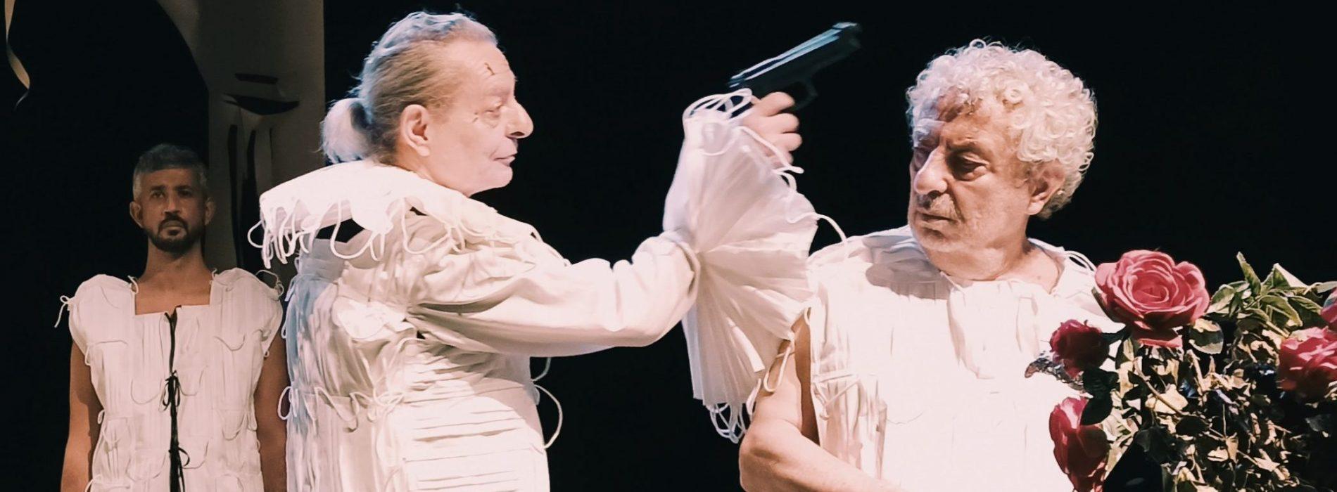 Teatro Festival, Enzo Moscato con Museo del Popolo Estinto