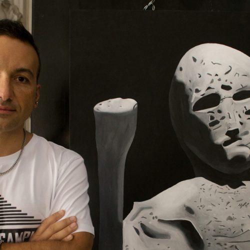 Nicholas Tolosa, un'opera alla Fondazione Menna di Salerno