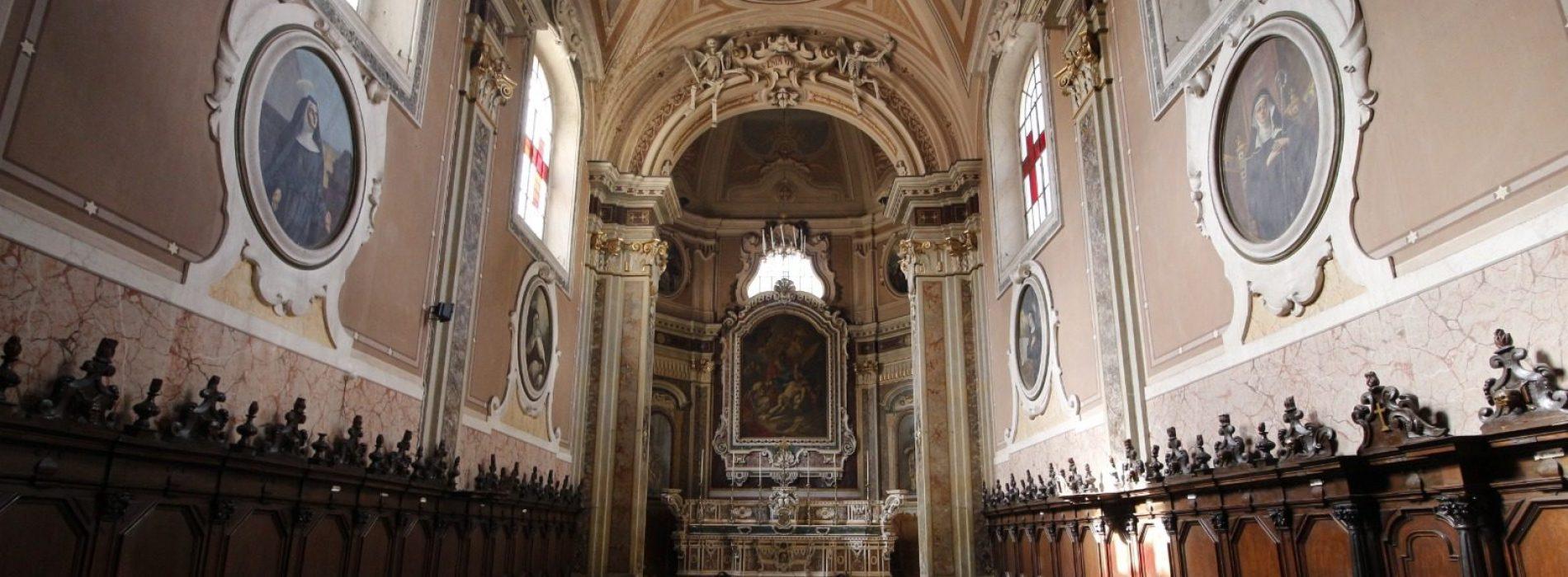 Ti ci porto io! Cappella della Congrega Santa Maria Capua Vetere
