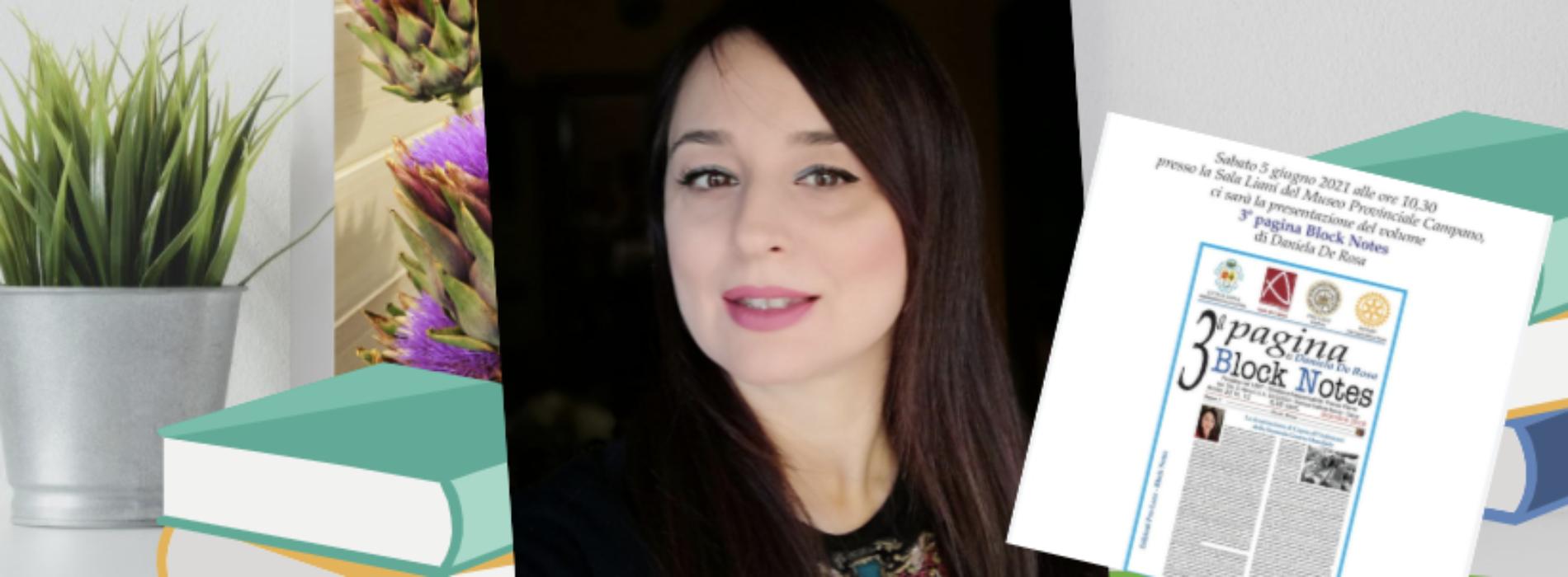 Capua va in terza pagina, la guida insolita di Daniela De Rosa