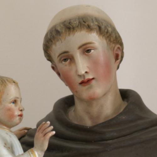 Sant'Antonio, una vita fornendo miracoli da Lisbona a Padova