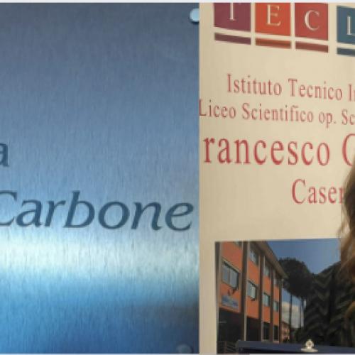 Aula Vincenzo Carbone, l'Itis Giordani ricorda il generoso prof