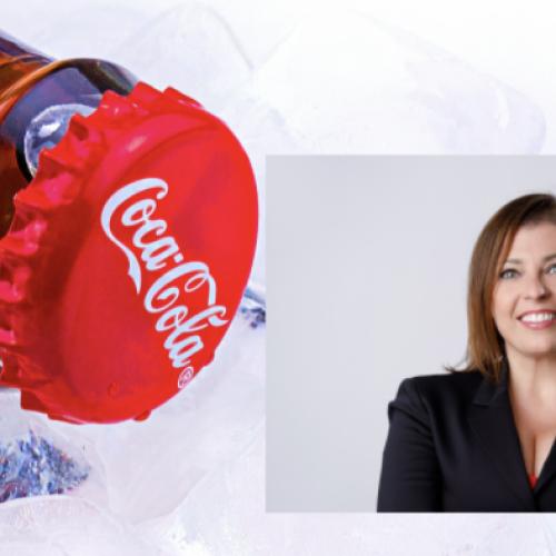 Monica Rispoli, tocca a lei dirigere la Coca-Cola di Marcianise