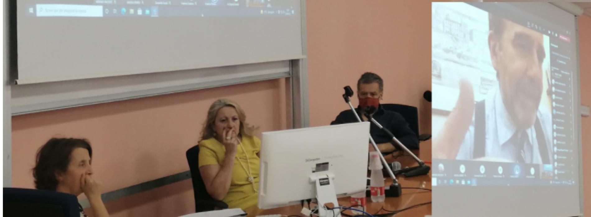 Università Vanvitelli, presentato il libro di Riccardo Nencini
