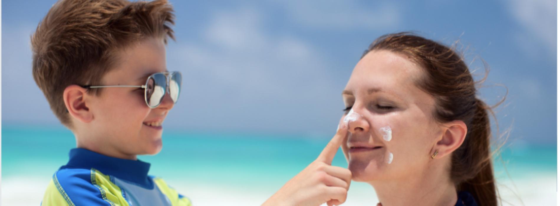 Il sole e la protezione della pelle. La parola al dermatologo