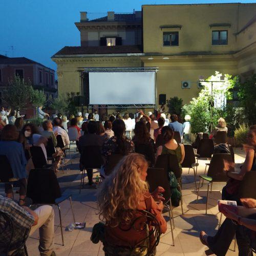 Grenoble, cinema al femminile con cinque eventi in terrazza