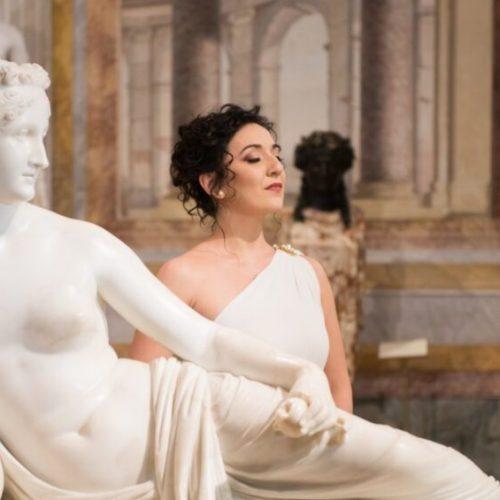 Il suono della bellezza, il soprano Rosa Feola in onda su Rai 1