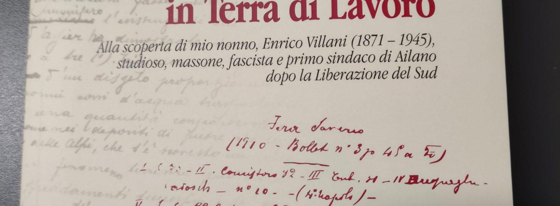 Un nonno tra massoneria e fascismo, il libro di Adolfo Villani