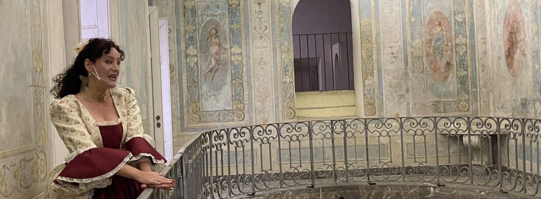 Vita a San Leucio al tempo del Codice, una esperienza teatrale