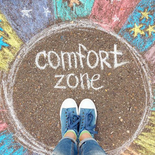 Comfort zone, quell'anglicismo che indica piacevole benessere