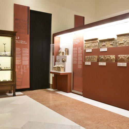 Etruschi al Mann per un altro mese, reperti da Terra di Lavoro