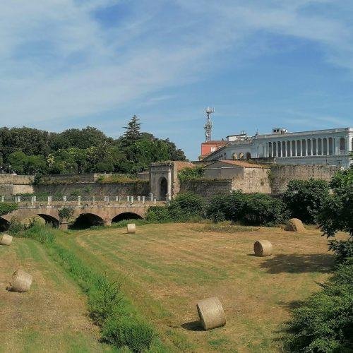 Quando Capua giocava in difesa, bonificati i fossati della città
