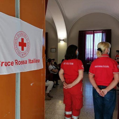 Villaggio dei Ragazzi: Croce Rossa e Federfarma insieme contro il Covid