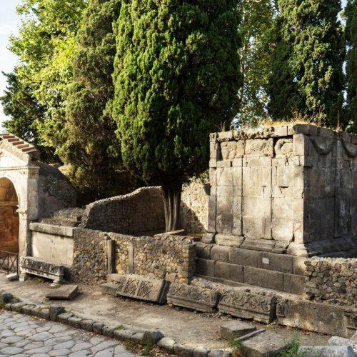 Pompei, gli itinerari tematici con il Campania Teatro Festival