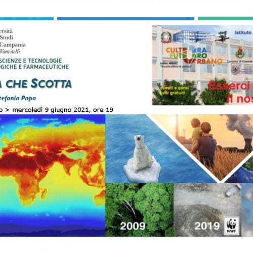 La febbre del pianeta, ecoconferenza al Museo Michelangelo