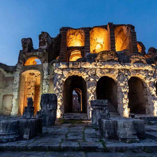 Campania by Night, all'Anfiteatro due serate di grande musica