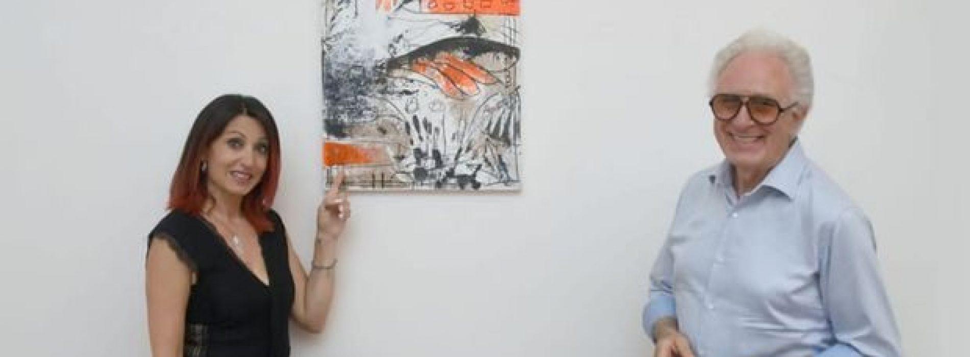 Antonella Botticelli, il successo della mostra a Castel dell'Ovo