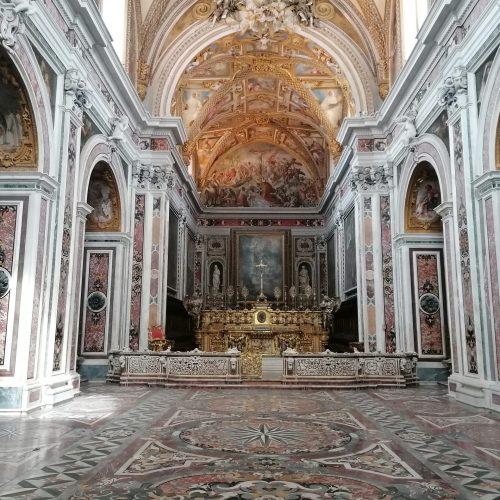 Certosa di San Martino, si inaugura la Biennale Arteinsieme