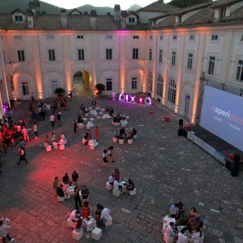 La Mia Campania, il lancio dell'app al Belvedere di San Leucio