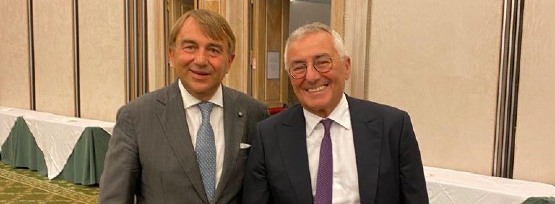 Unioncamere, De Simone confermato come vicepresidente