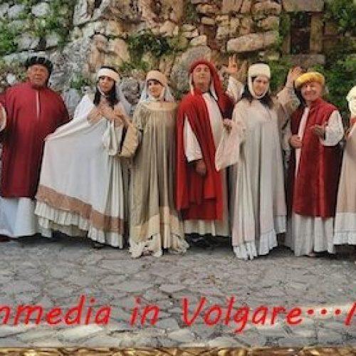 Castel Campagnano e Ruviano uniti, nel caro nome di Dante