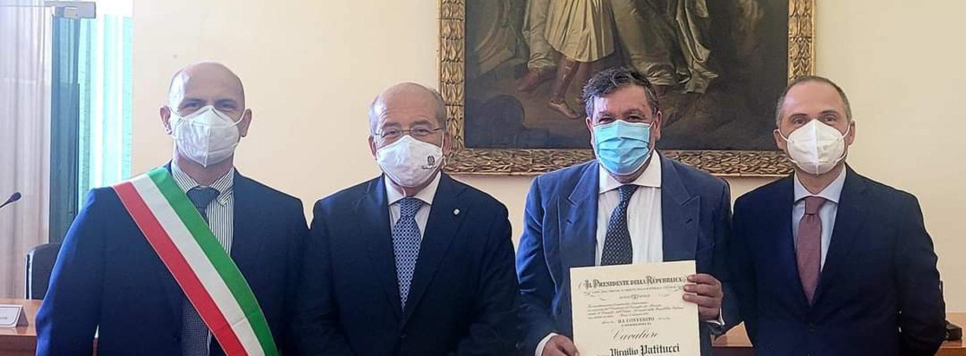 Onorificenze all'ospedale di  Caserta, tre i dipendenti premiati