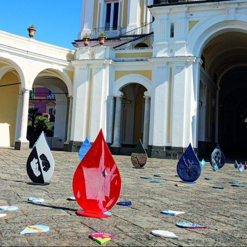 Giovani artisti in tour, Gocce d'Acqua dal Righi Nervi Solimena