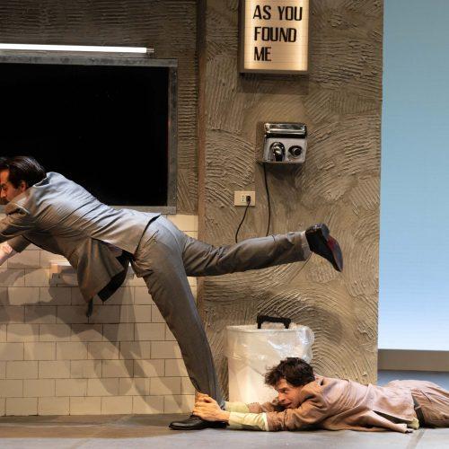 Campania Teatro Fest, c'è Pandora in scena a Capodimonte
