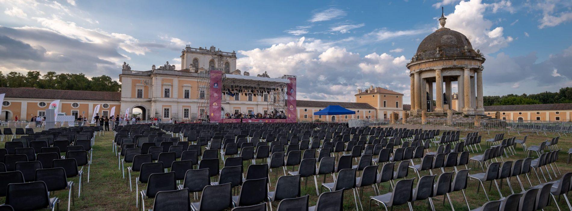 Carditello, family happening con omaggio a Modugno e teatro