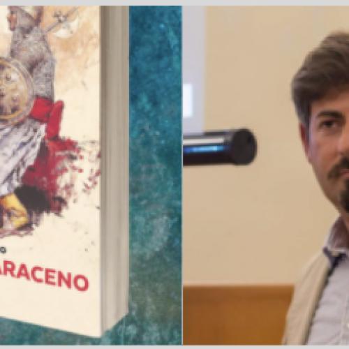 """Alessandro Luciano, il suo romanzo storico è """"Nero Saraceno"""""""