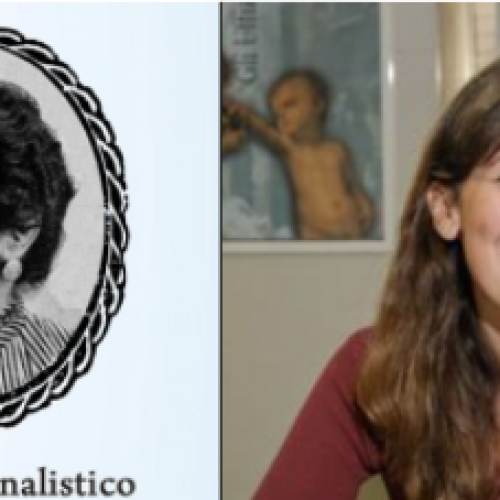 Una donna sulle orme di Matilde Serao, premiata Agnese Pini