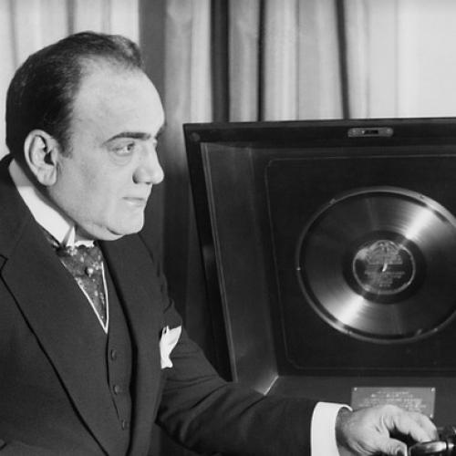Cento anni fa moriva Enrico Caruso, Casagiove rende omaggio