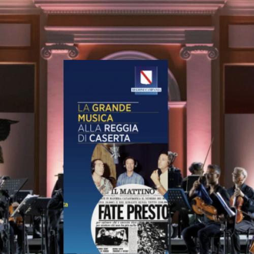 Gallerista e chansonnier, il tributo della Reggia a Lucio Amelio