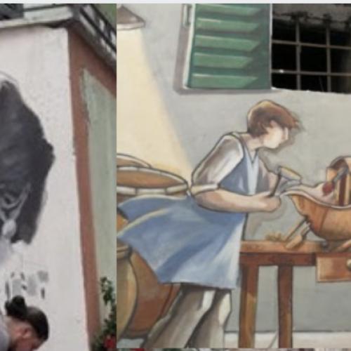Un borgo fatto ad arte, a Valogno i folletti con Matilde Serao