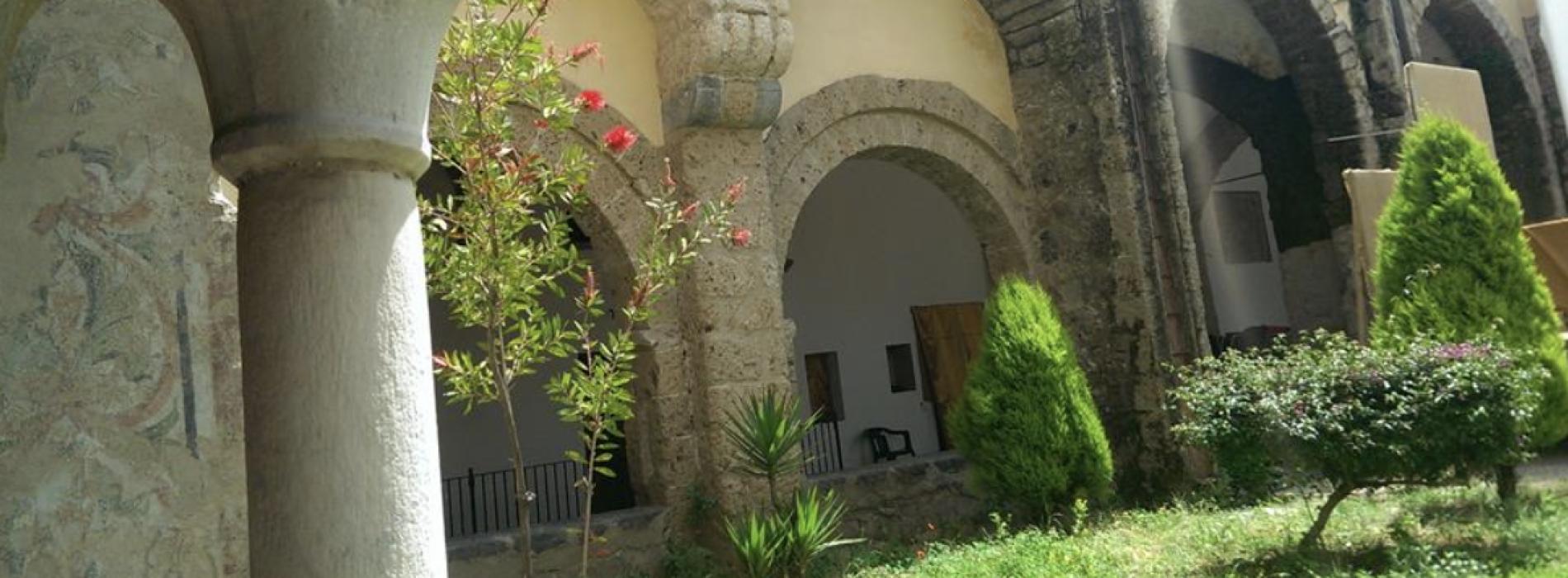 Musica en plein air ad Aversa, a San Francesco il Clarinet Trio