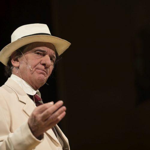 Teatro Trianon, Nello Mascia porta in scena Viviani per strada
