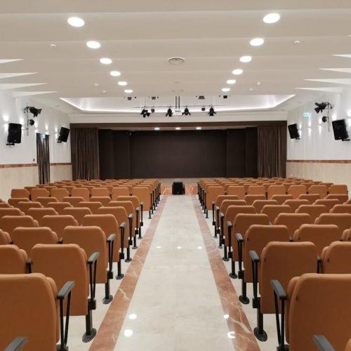 Nuovo Teatro Buon Pastore, la cultura è illuminata dalla fede