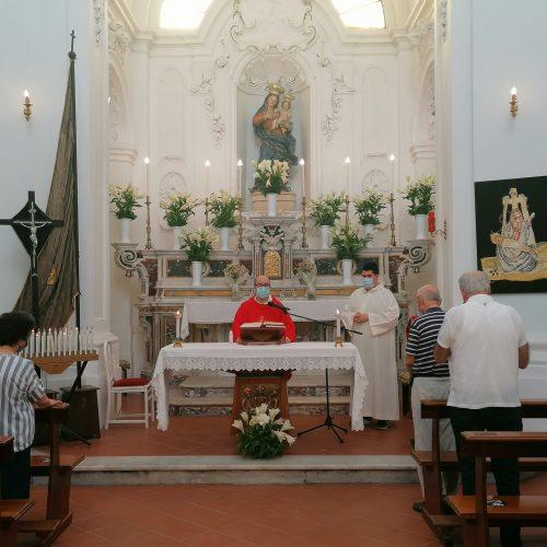 Capua, iniziano le celebrazione della Madonna delle Grazie