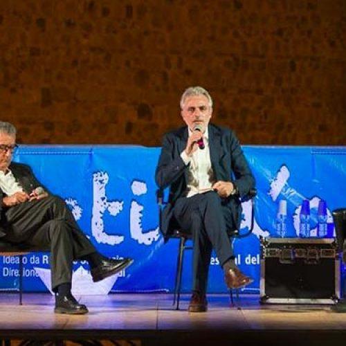 Segreti d'autore, Cappuccio dialoga con De Raho e Roberti