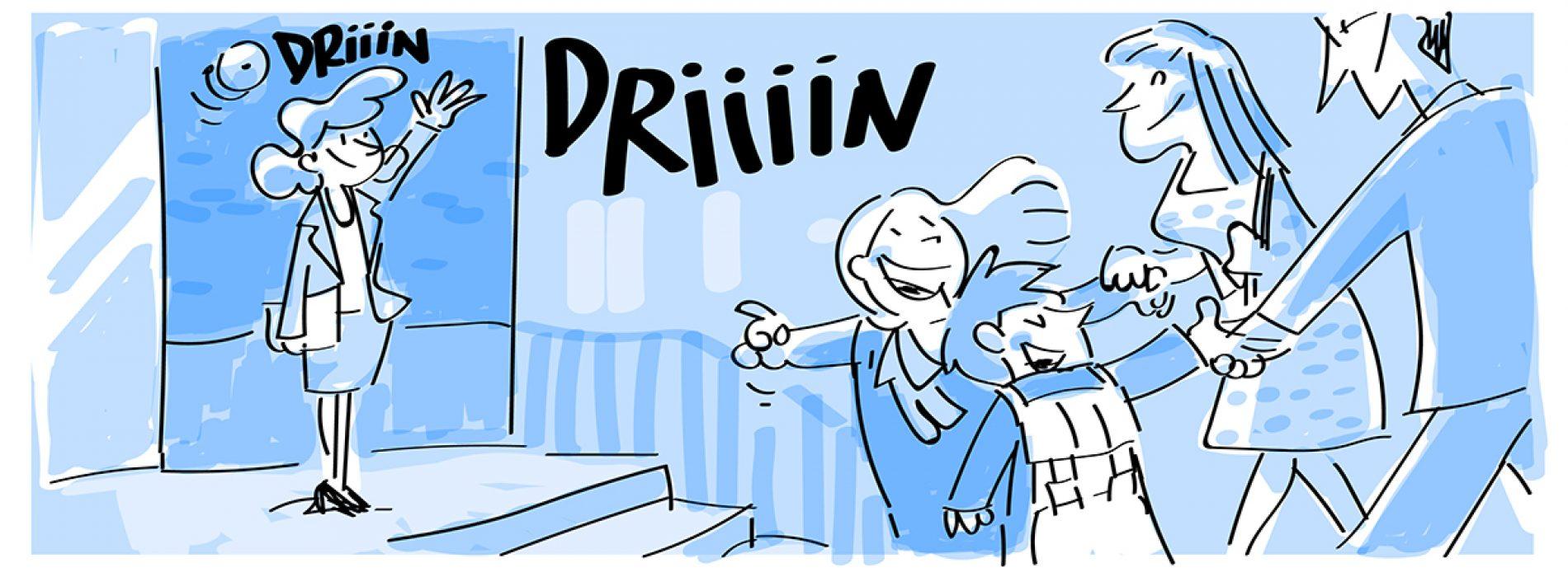 """Driiin Driiin, alla libreria """"Che Storia"""" suona la campanella"""