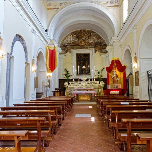 San Lorenzo day, Casolla si prepara in preghiera alla festività