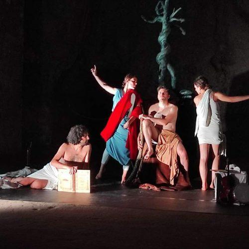 I venerdì di Ercolano, le visite notturne con i tableaux vivants