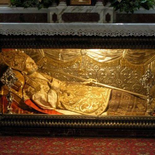 """Sant'Alfonso letterato vescovo, scrisse """"Tu scendi dalle stelle"""""""