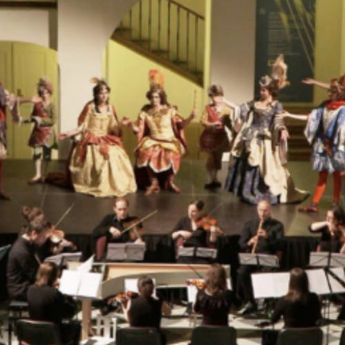 Summer Concert ad Aversa, l'Ensemble Barocco va in chiesa