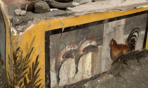 Pompei. Antica tavola calda, tra le scoperte degli ultimi scavi