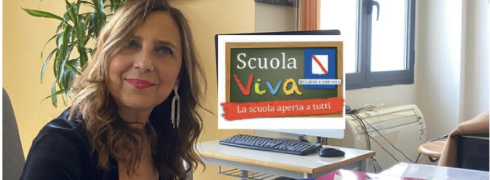 """Scuola Viva riparte. La preside Serpico: """"È occasione di vita"""""""
