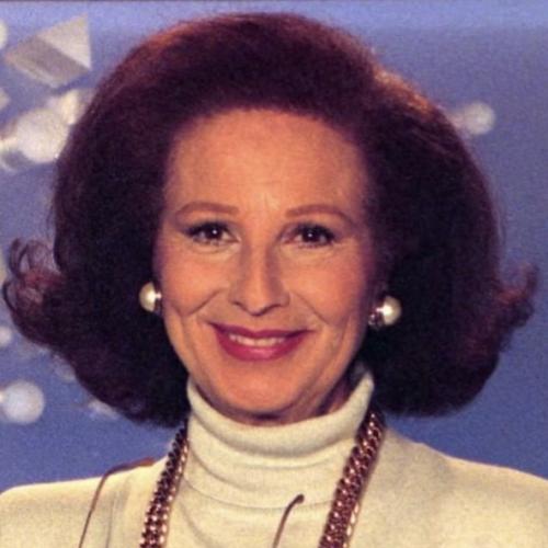 Grazie, Nicoletta Orsomando! Il suo volto vera icona della tv