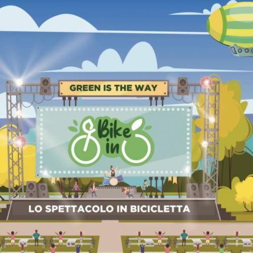 Bike-in, festival eco friendly a Napoli con 3 giorni di concerti