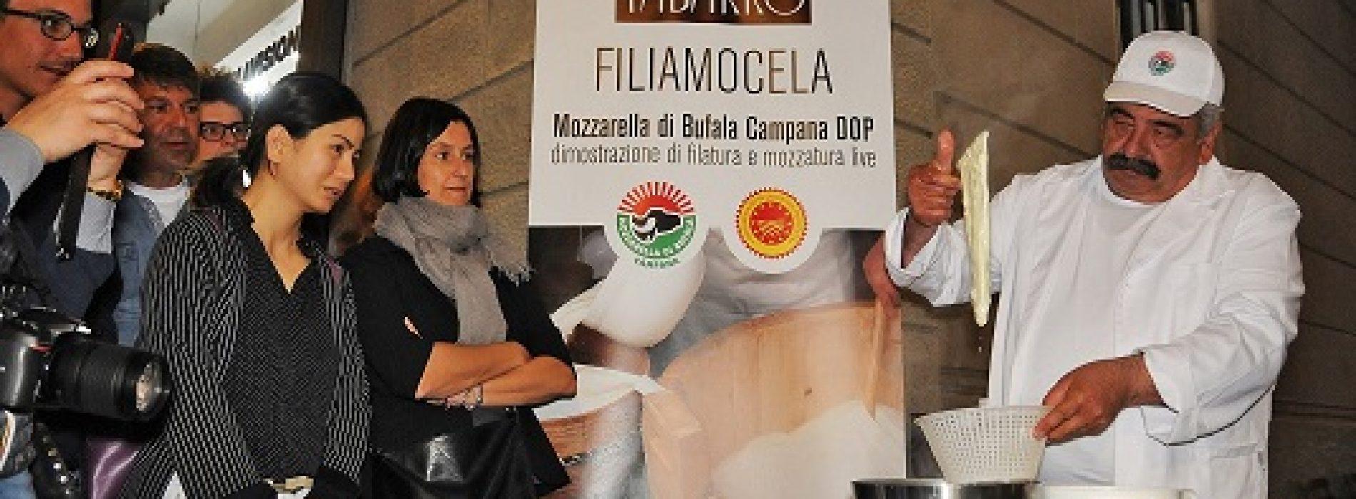 Mozza-mobile on the road, prossima fermata il Cibus di Parma